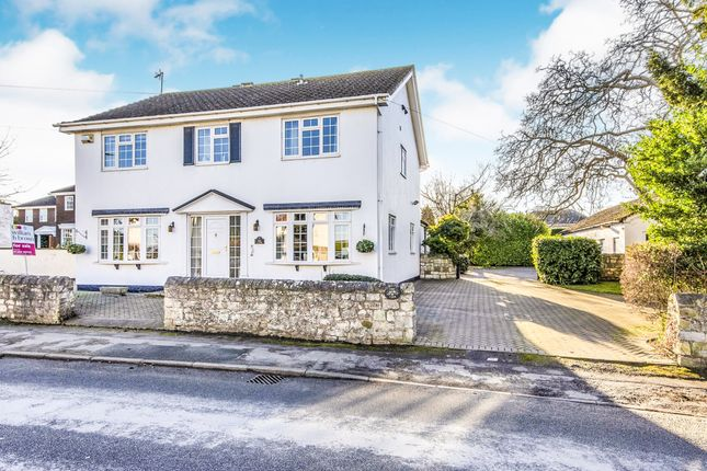 Thumbnail Detached house for sale in Main Street, Old Cantley, Doncaster