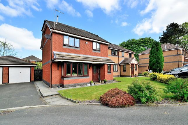 Thumbnail Detached house for sale in Corsican Gardens, St. Helens
