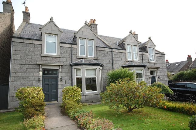 Thumbnail Semi-detached house to rent in Fountainhall Road, Aberdeen