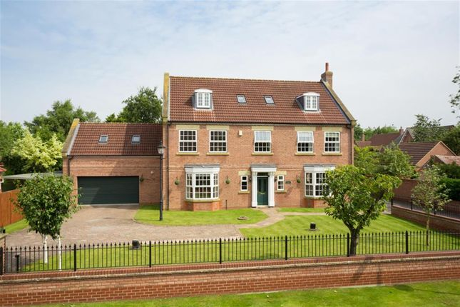 Thumbnail Detached house for sale in The Village, Earswick, York