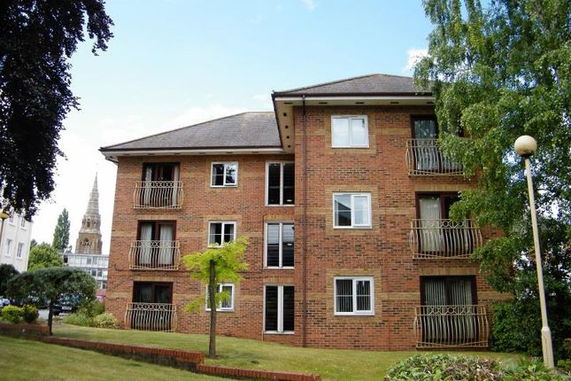 Thumbnail Flat for sale in Beech Court, Taunton, Somerset