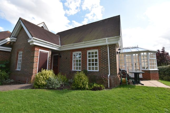 Thumbnail Bungalow for sale in 1 Whybrow Gardens, Castle Village, Berkhamsted, Hertfordshire