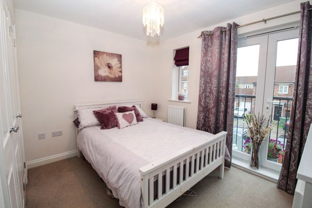Bedroom Two of Rennison Mews, Blaydon NE21