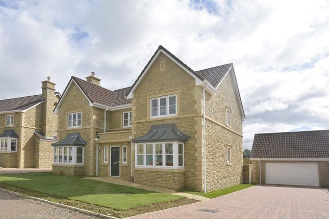 Thumbnail Detached house for sale in 10 Hawkesmead Close, Norton St Philip, Nr Bath