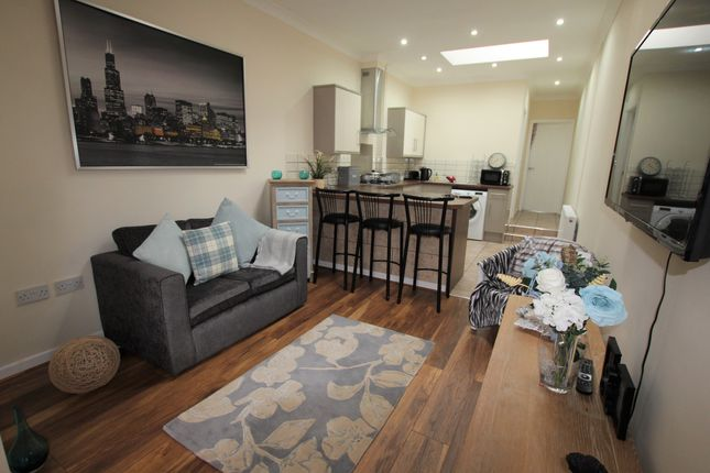 Thumbnail Flat for sale in Abercynon Road, Abercynon, Mountain Ash