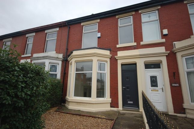 Thumbnail Terraced house to rent in Copper Beeches, Meins Road, Blackburn