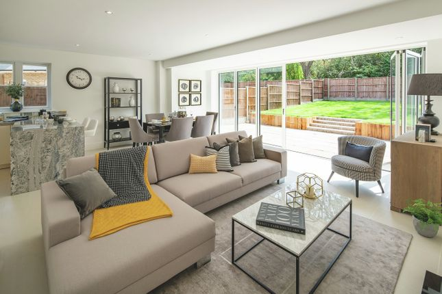 Thumbnail Detached house for sale in Chigwell Grange, High Road, Chigwell, Essex