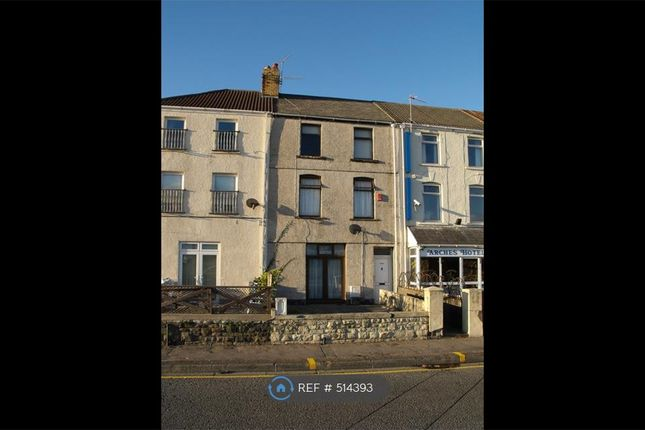 Thumbnail Terraced house to rent in Oystermouth Road, Swansea