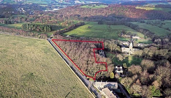 Land for sale in Woodland - 2 Acre Appox, Wilshaw Road, Wilshaw, Huddersfield