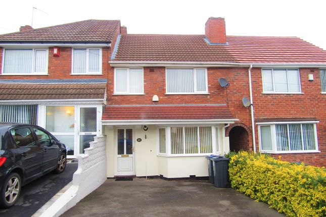 Thumbnail Terraced house to rent in Sterndale Road, Great Barr