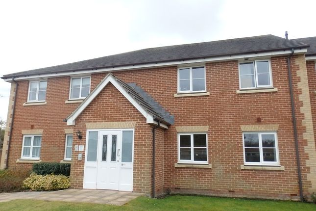 Thumbnail Flat to rent in Trinity Court, St Michaels Road, Newbury