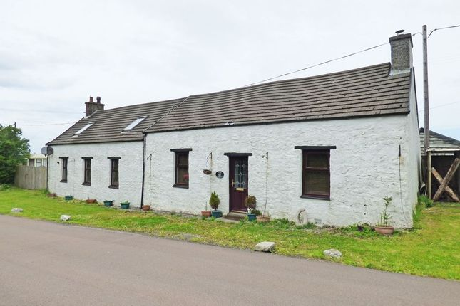 Thumbnail Cottage for sale in Ferry Road, Tayinloan, Tarbert
