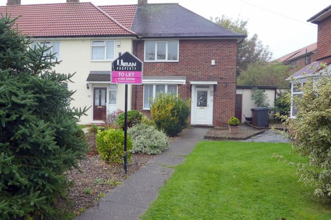 Thumbnail End terrace house to rent in Tedworth Road, Hull, East Riding Of Yorkshire