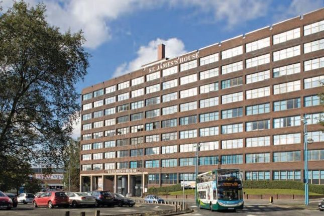 St James's House, Pendleton Way, Salford M6