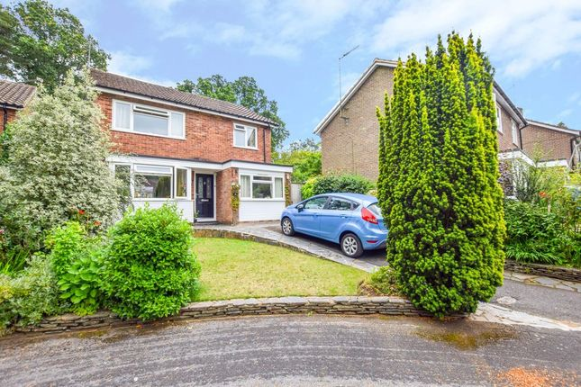 3 bed detached house for sale in Kay Crescent, Headley Down, Bordon GU35