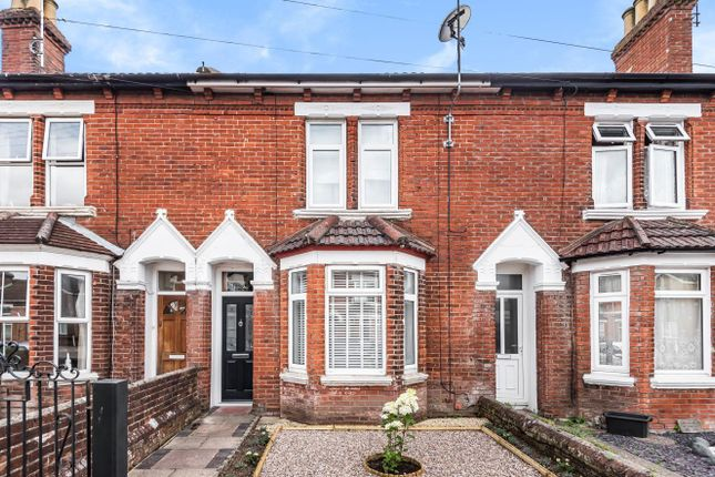 Thumbnail Terraced house for sale in Desborough Road, Eastleigh