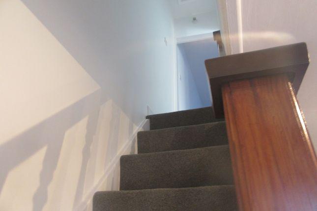 Stairs of Bevan St West, Lowestoft NR32