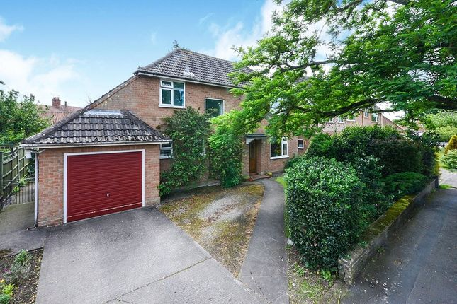 Thumbnail Detached house for sale in Westfield Road, Wigginton, York