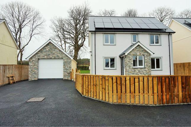Thumbnail Detached house for sale in Newchapel, Boncath