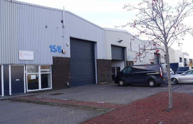 Thumbnail Light industrial to let in 15/6 South Gyle Trade Park, South Gyle Industrial Estate, Edinburgh