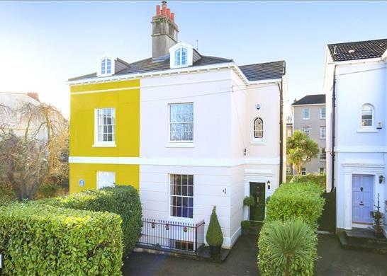 Thumbnail Semi-detached house for sale in Hampton Park, Redland, Bristol