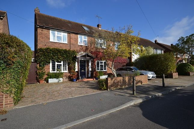 Thumbnail Detached house for sale in Chertsey Road, Shepperton