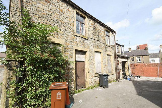 Thumbnail Flat for sale in Segar Street, Great Harwood, Blackburn