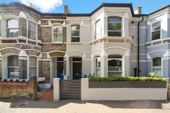 Thumbnail Flat for sale in Cabul Road, Battersea, London