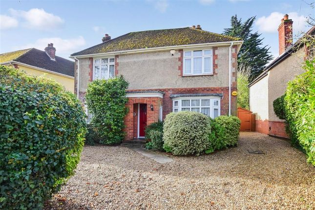 Thumbnail Detached house for sale in Gudge Heath Lane, Fareham, Hampshire