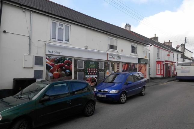Retail premises for sale in St Day Costcutter, Fore Street, Redruth