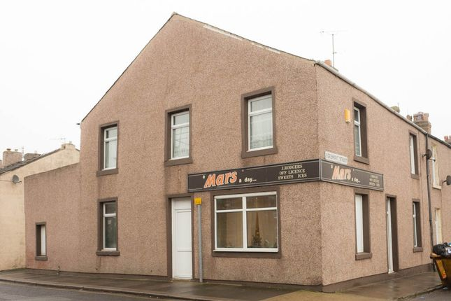 Thumbnail End terrace house for sale in Egremont Street, Millom, Cumbria