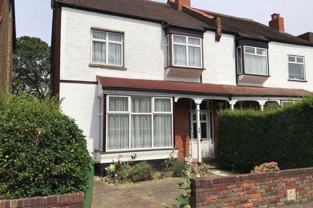 Thumbnail Semi-detached house for sale in Park Road, Wallington, Surrey