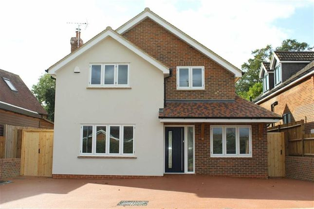 Thumbnail Detached house for sale in St Albans Rd, Codicote, Welwyn