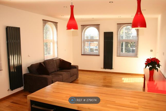 Thumbnail Flat to rent in Gresham Road, Staines