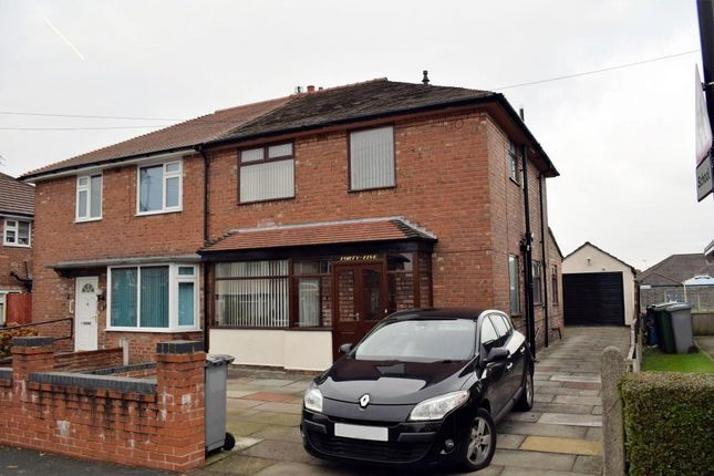 Thumbnail Semi-detached house to rent in Clover Road, Timperley, Altrincham