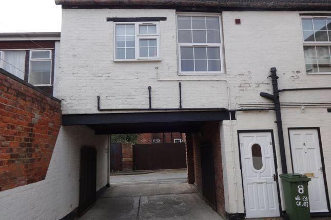 Thumbnail Flat to rent in Garden Street, Brigg
