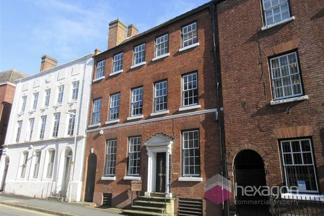 Thumbnail Office for sale in 28 Church Street, Kidderminster