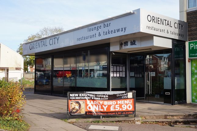 Thumbnail Restaurant/cafe for sale in Station Road, Pinhoe, Exeter, Devon