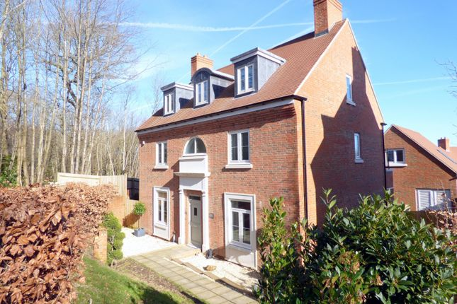 Thumbnail Detached house for sale in Sir Geoffrey Todd Walk, Kings Drive, Midhurst