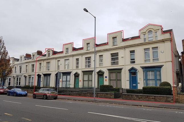 Thumbnail Commercial property for sale in 122 - 126 Walter Road, Swansea