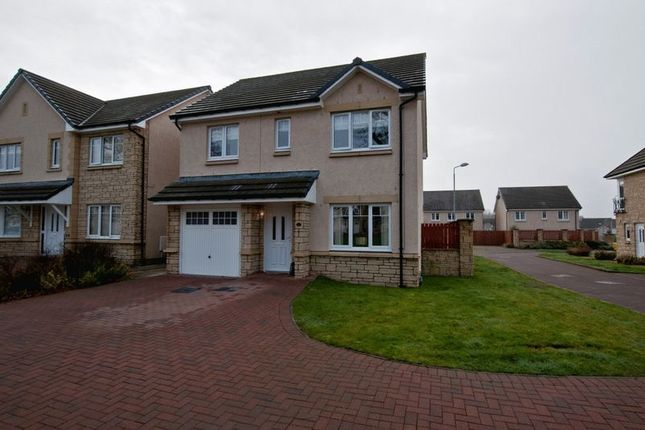 Thumbnail Detached house for sale in Galan, Alloa
