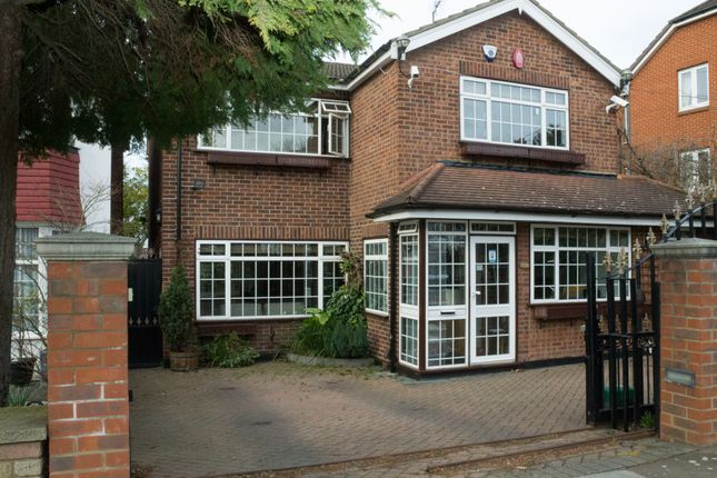 Thumbnail Detached house for sale in Winchmore Hill Road, London