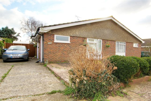 1 bed bungalow for sale in Westlands, Ferring, Worthing BN12