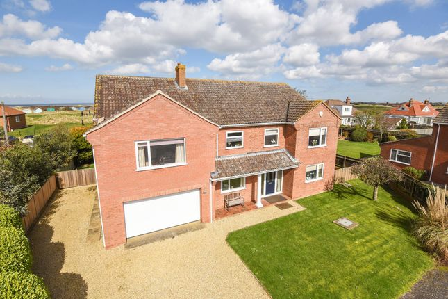 Thumbnail Detached house for sale in Smugglers Close, Old Hunstanton, Hunstanton