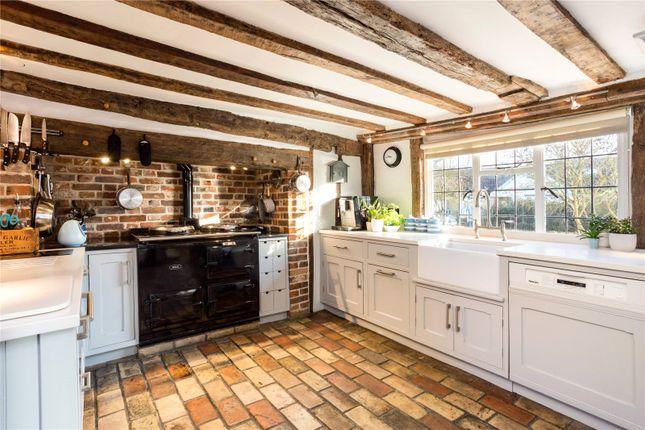 Kitchen of Canfield Road, Hope End Green, Bishops Stortford, Hertfordshire CM22