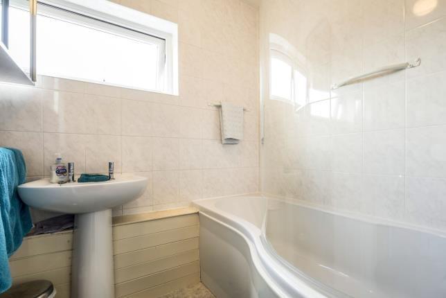 Bathroom of Canada Close, Fearnhead, Warrington, Cheshire WA2