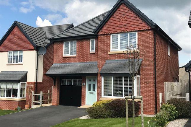 4 bed detached house for sale in Bowland Gardens, Forton, Preston PR3