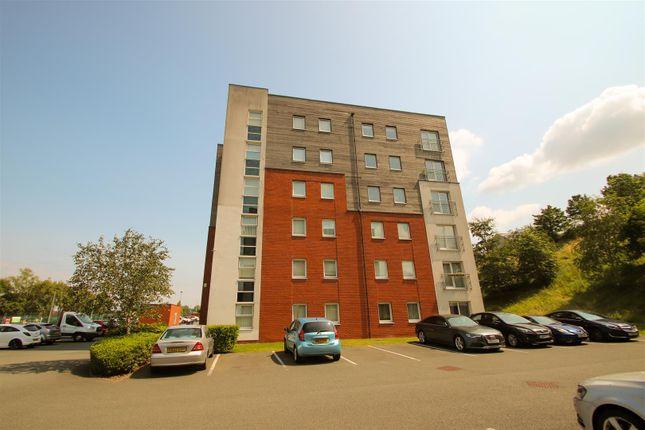 Externally of Lancashire Court, Federation Road, Burslem, Stoke-On-Trent ST6