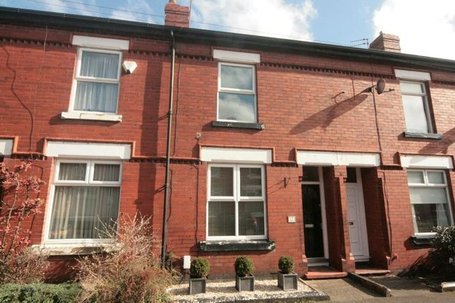 Thumbnail Terraced house to rent in Eaton Road, Sale