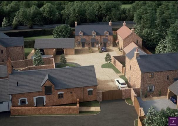 Thumbnail Barn conversion for sale in Rose And Crown, Main Street, Tilton On The Hill, Leicestershire